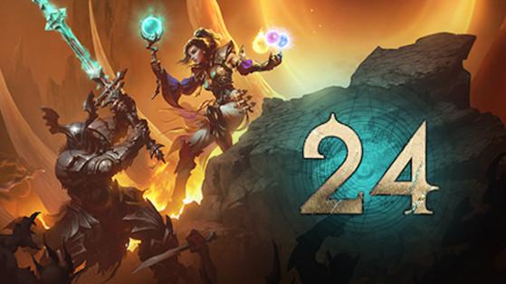 Diablo 3 : Date de démarrage & aperçu de la Saison 24 : Souvenir éthérien