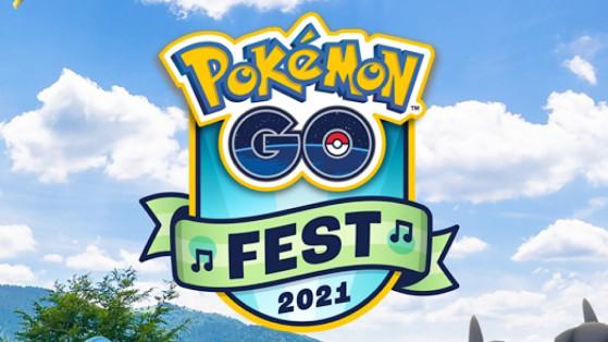 Pokémon GO FEST : Tous les Pokémon légendaires reviennent