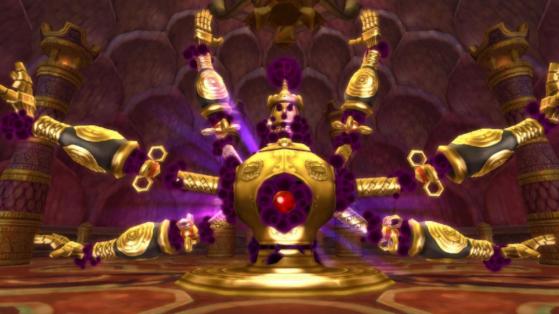 Da Ihloma Zelda Skyward Sword HD : Comment battre le Boss ?