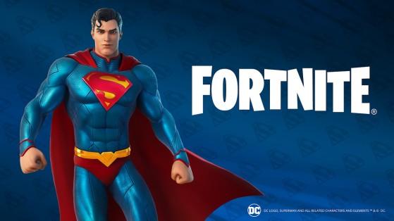 Fortnite : le skin Superman et ses quêtes, comment l'obtenir