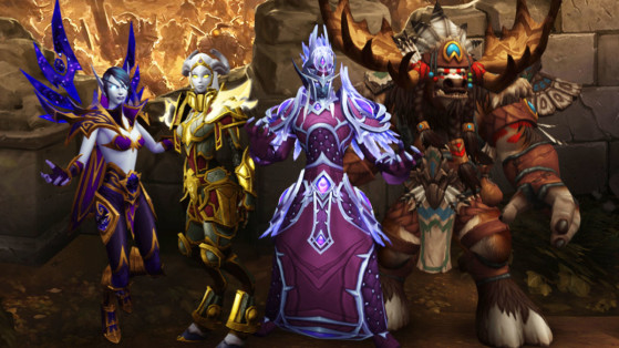 WoW Shadowlands : Patch 9.1.5