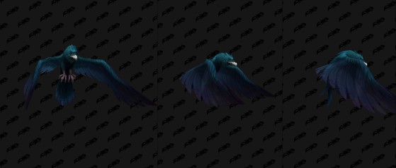 Corbeau crépuscaile - World of Warcraft