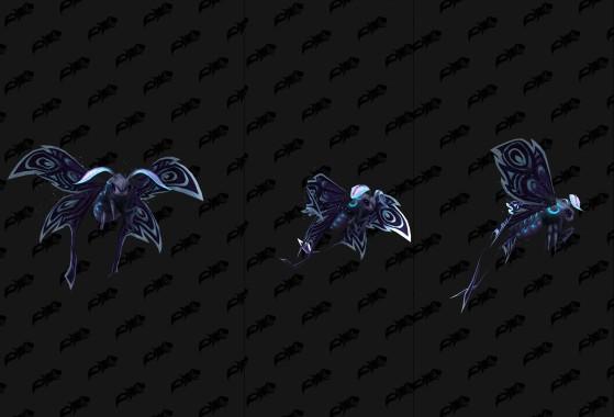 Phalarden sable - World of Warcraft