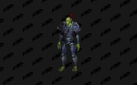 Ensemble d'Élite du Freux - World of Warcraft