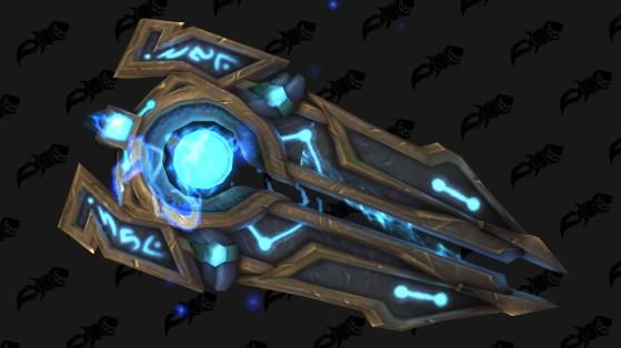 Réplique de l'Égide d'Aggramar (Bouclier) - World of Warcraft