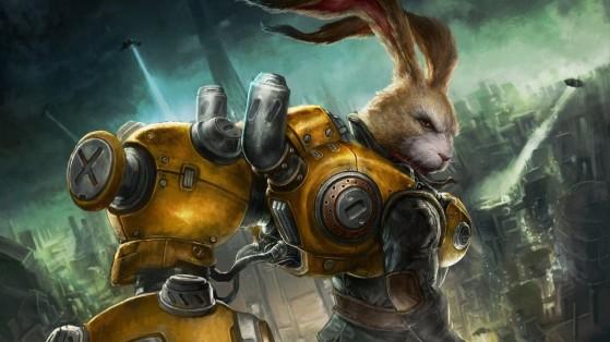 Test de F.I.S.T. sur PS5 : L'épopée du lapin tueur