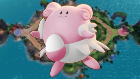 Leuphorie (Blissey) Pokémon Unite : build, attaques, objets et comment le jouer