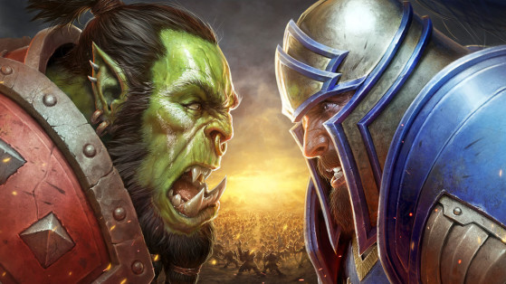 Logo de World of Warcraft : Battle for Azeroth - World of Warcraft