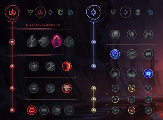 Runes pour Shyvana Jungle - League of Legends