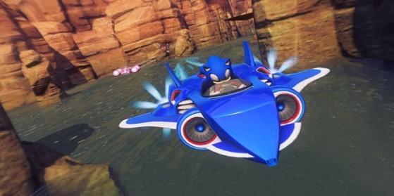 Sonic Racing Transformed annoncé