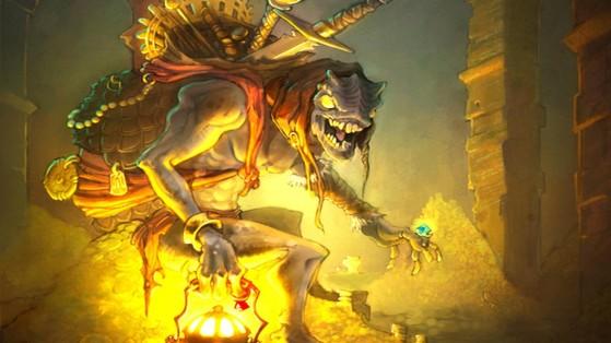 Diablo 3 : Gobelin au trésor, treasure goblin