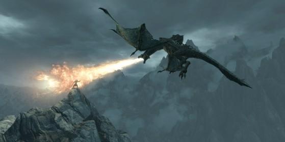 Skyrim : Dawnguard disponible
