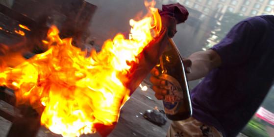 CS:GO changement du Molotov