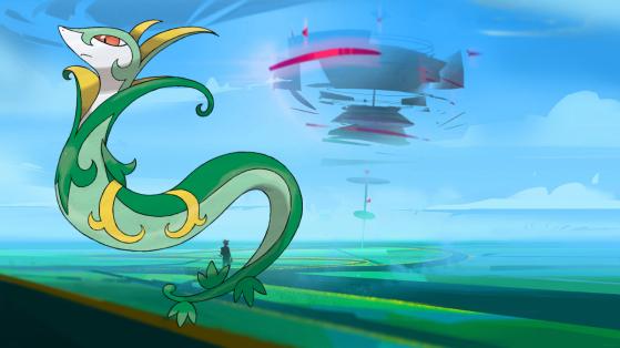 Majaspic Pokedex Pokemon Go Millenium