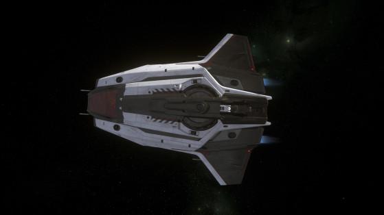 Dessus - Star Citizen