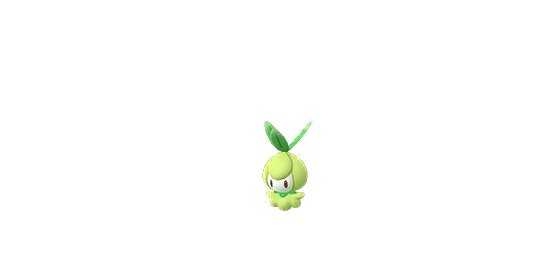 Chlorobule normal - Pokemon GO