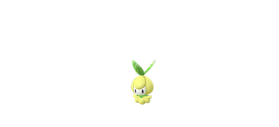 Chlorobule shiny - Pokemon GO