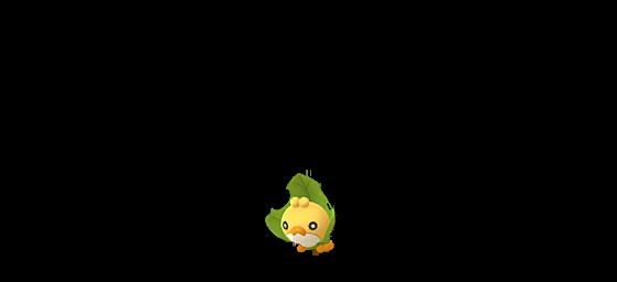 Larveyette normal - Pokemon GO