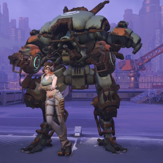 Récupératrice - Overwatch