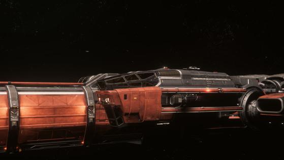 Le module de pilotage de profil - Star Citizen