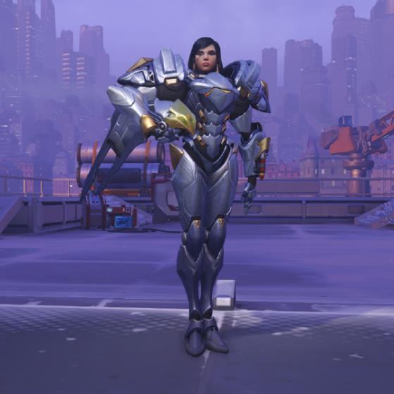 Titane - Overwatch