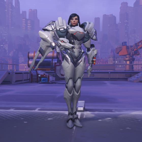 Albâtre - Overwatch