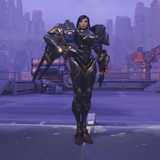 Anubis - Overwatch