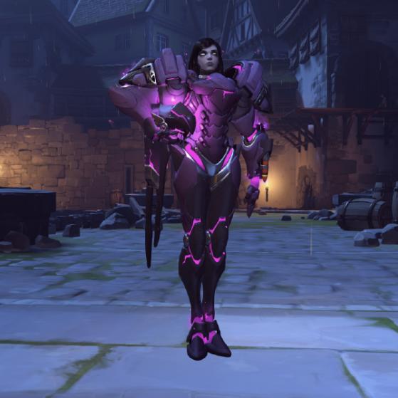 Possédée (Halloween) - Overwatch