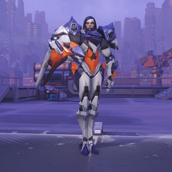 Reine Méca - Overwatch