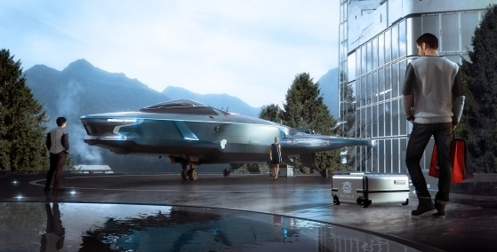 L'image concept du 135c - Star Citizen