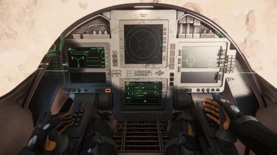 Les instruments du pilote - Star Citizen