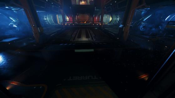 La soute à cargo - Star Citizen