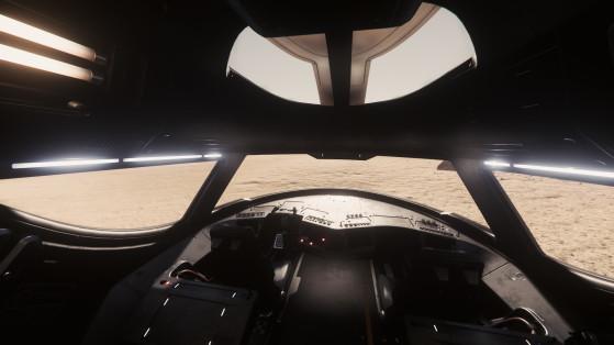 Sièges pilote et copilote - Star Citizen