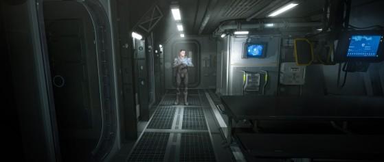 Zone vie de l'équipage - Star Citizen