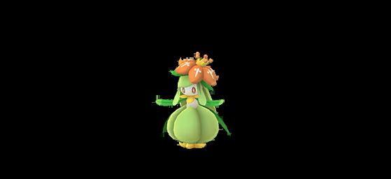 Fragilady normal - Pokemon GO