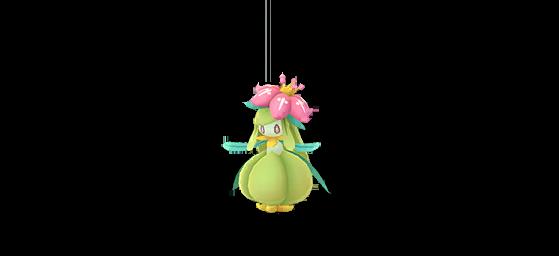 Fragilady shiny - Pokemon GO