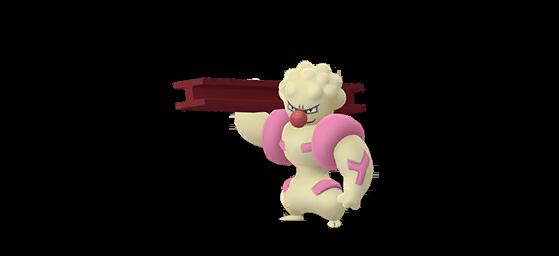 Ouvrifier normal - Pokemon GO
