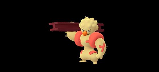 Ouvrifier shiny - Pokemon GO