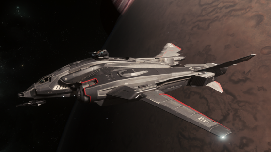 Présentation du vaisseau