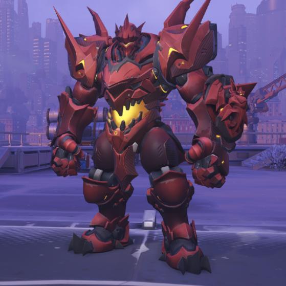 Blut - Overwatch