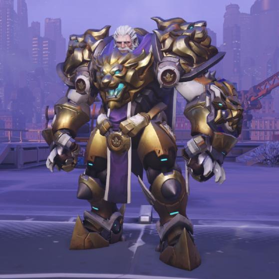 Lionhardt - Overwatch
