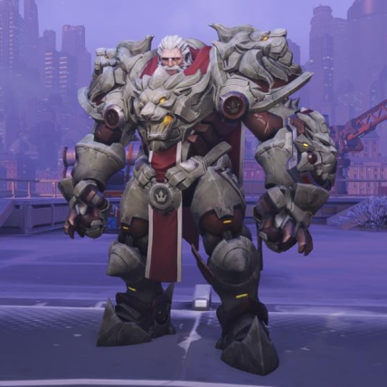 Stein - Overwatch