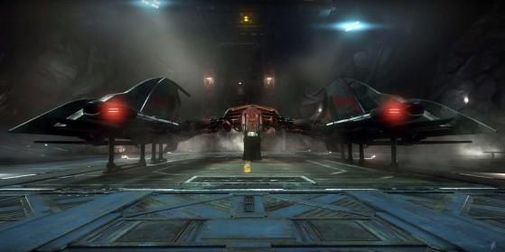 Face au cockpit - Star Citizen