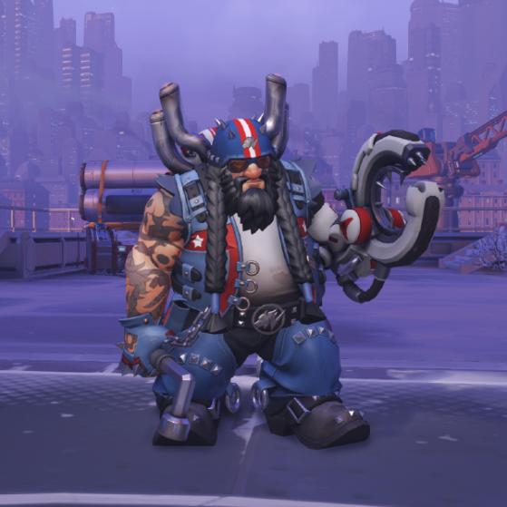 Motard - Overwatch