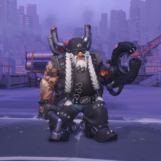 Deadlock - Overwatch