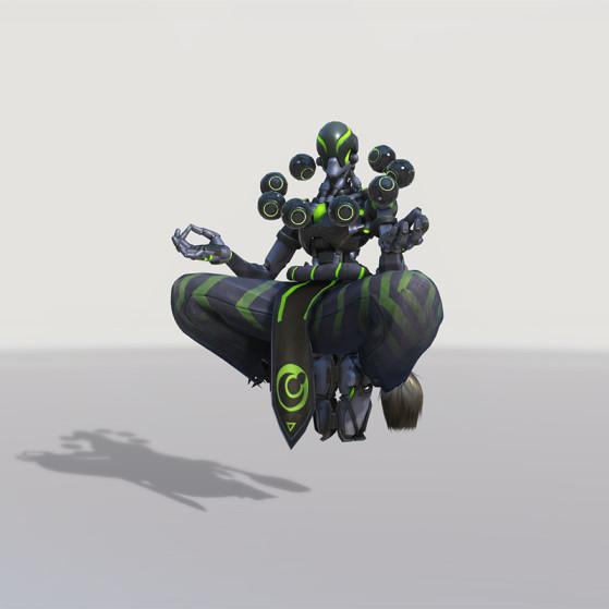 Fibre de carbone - Overwatch