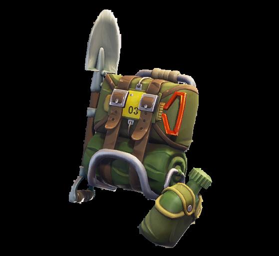 Accessoire de dos - Fortnite : Battle royale