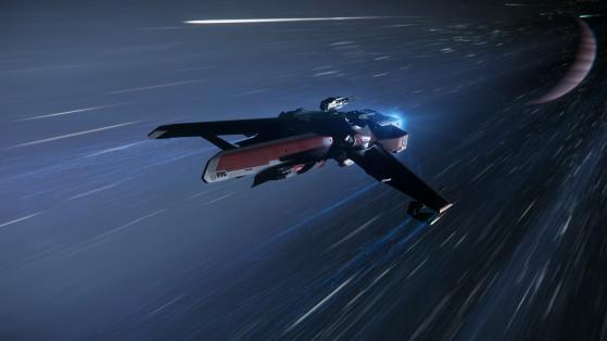 En voyage quantique - Star Citizen
