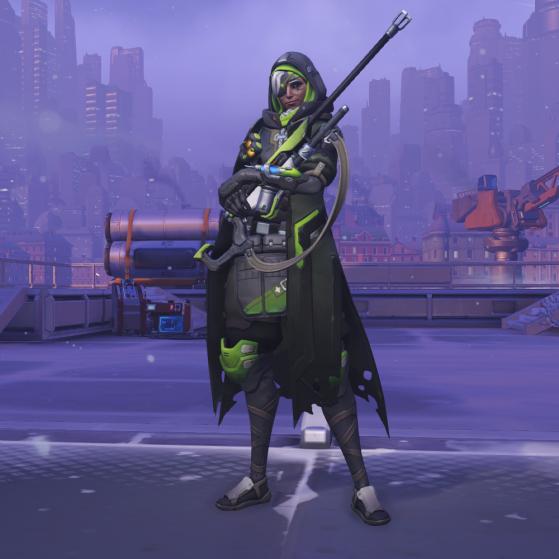 Péridot - Overwatch