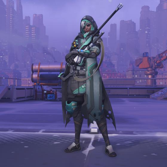 Turquoise - Overwatch
